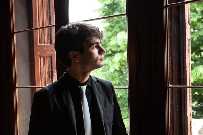 Elia Cecino pianist